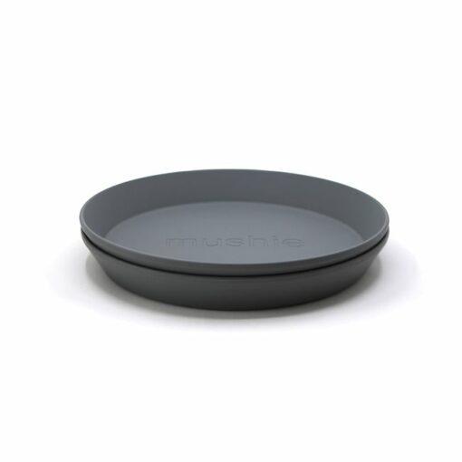 Húnar - AMAZON plate round stone