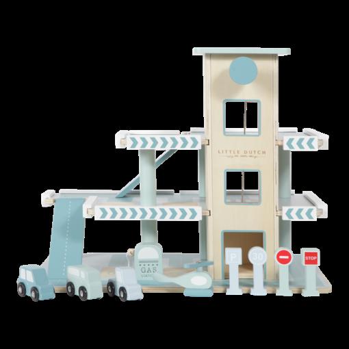 Húnar - 0005305 little dutch toy garage mint 0 1000