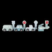 Húnar - 0005308 little dutch toy garage mint 3 180