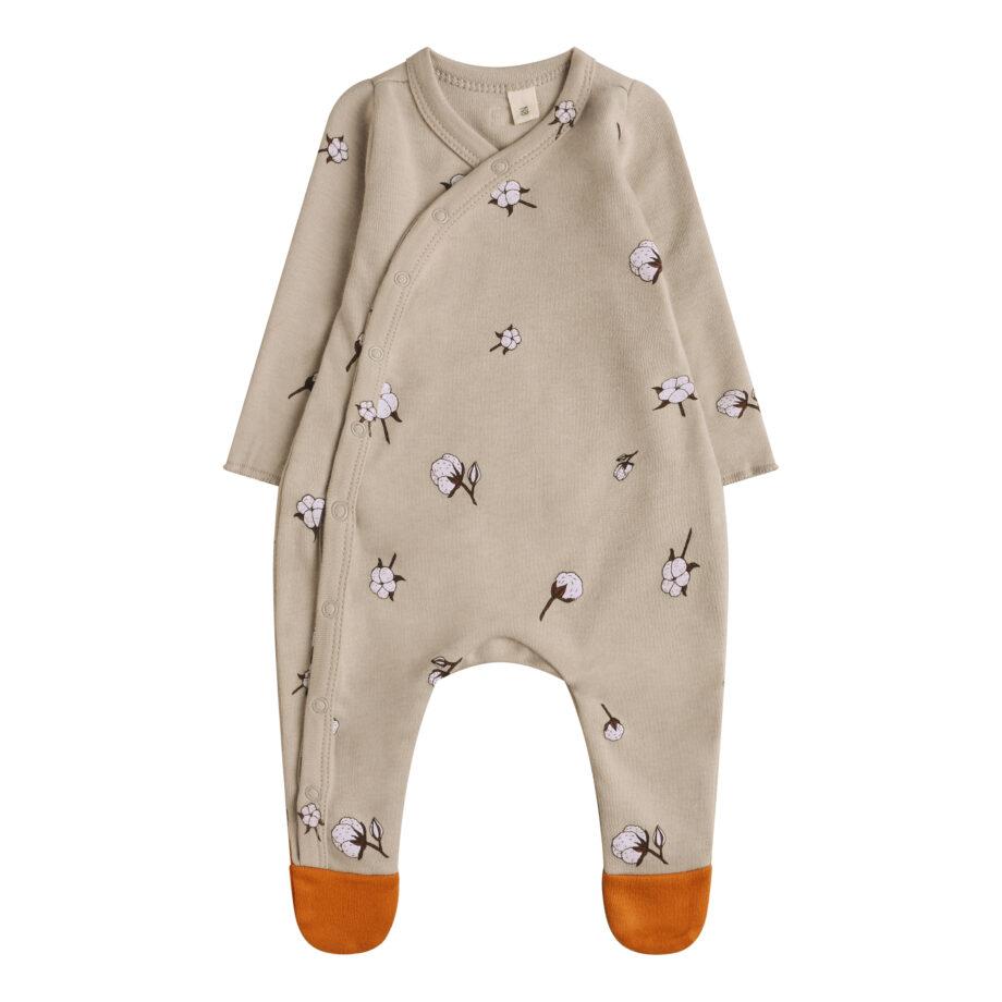 Húnar - Cotton Flower Suit 1