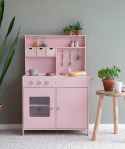 Húnar - 0009761 speelkeuken roze