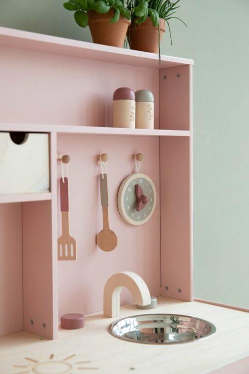 Húnar - 0009762 speelkeuken roze
