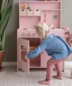 Húnar - 0009763 speelkeuken roze