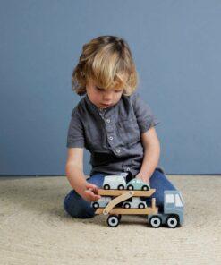 Húnar - 0010711 truck blauw