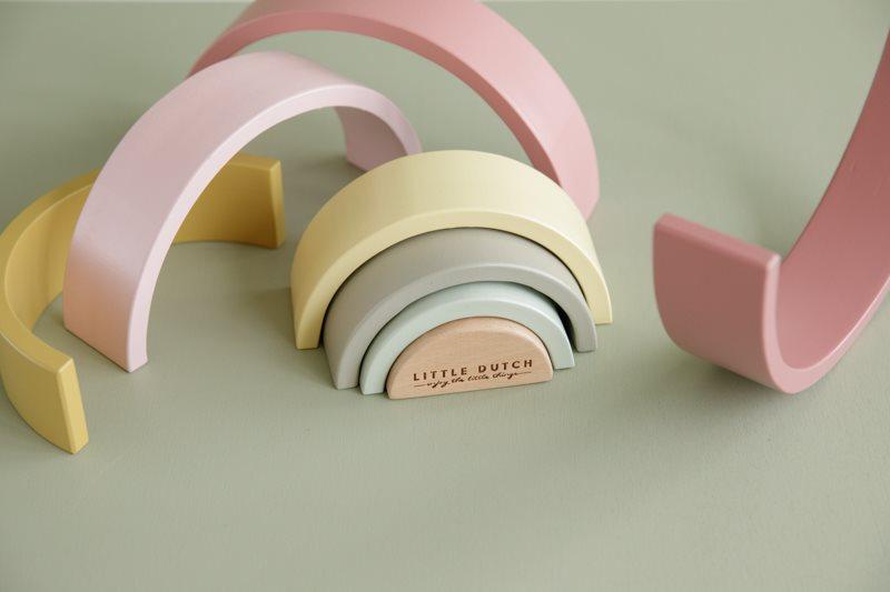 Húnar - 0012152 regenboog pink