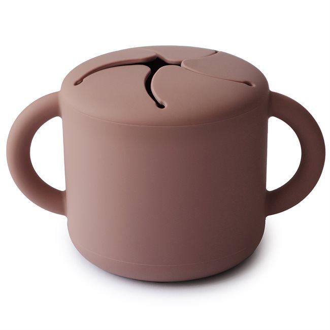 Húnar - New snack cup CLOUDY MAUVE